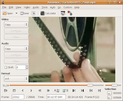 Download Avidemux-Free Video Editor
