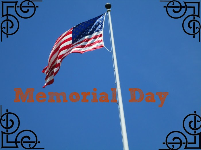 Memorial Day- World War II Remembrance
