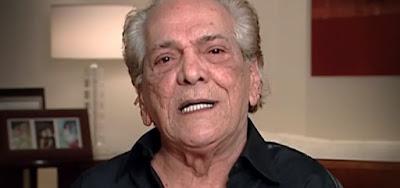 Lúcio Mauro em entrevista ao Fantástico; humorista teve AVC e passou dois anos no hospital