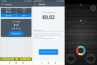 Novo Aplicativo Para Ganhar Dinheiro no PayPal Jogando Games - WinGamer