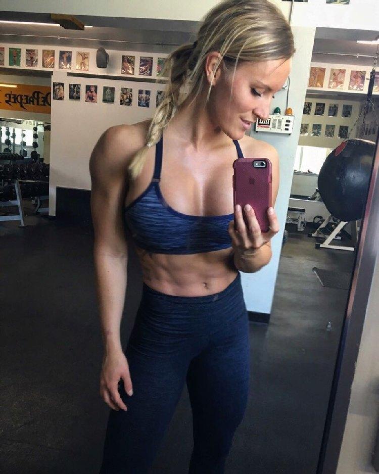 Rebekah Willich new self