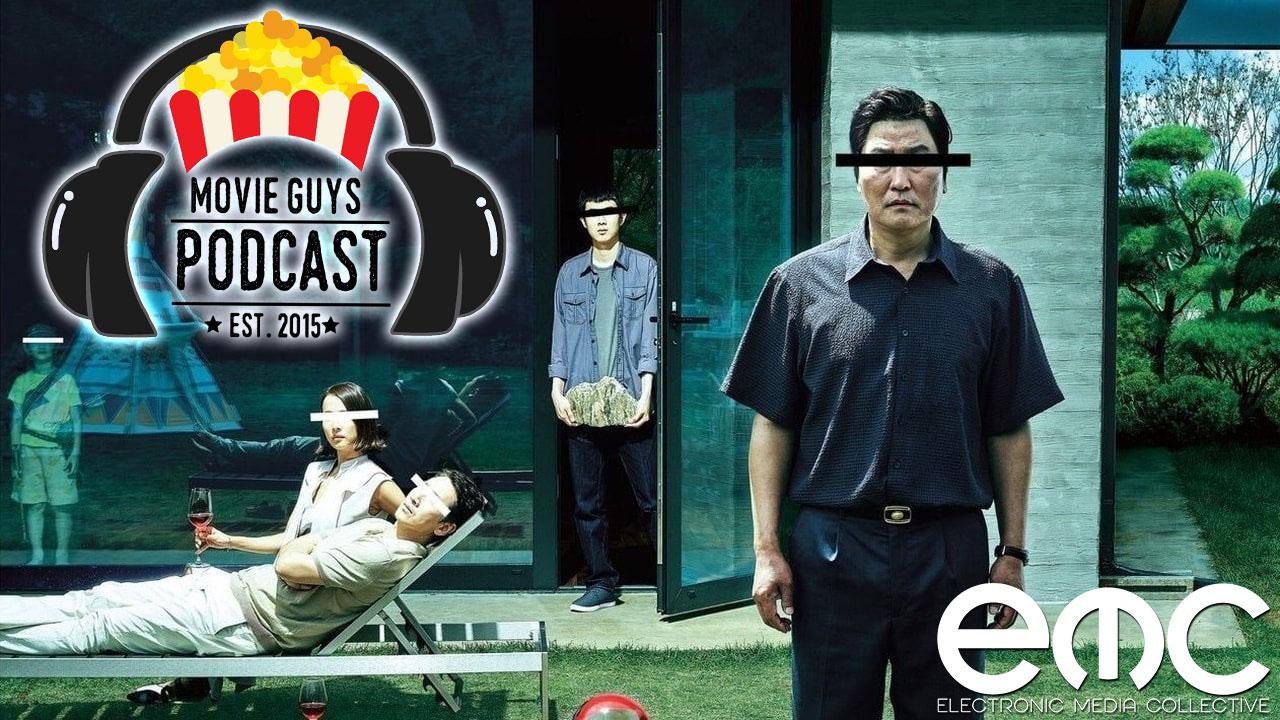 Movie Guys Podcast – Parasite Review