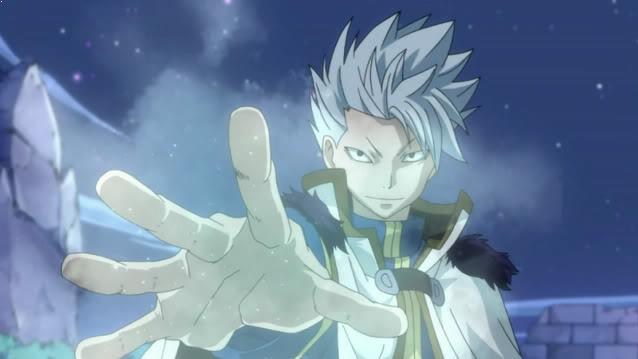 Lyon Vastia ( Fairy Tail )