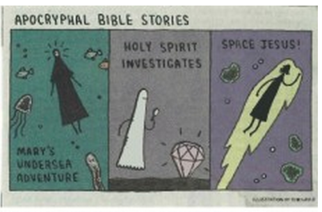 Apocryphal Bible Stories