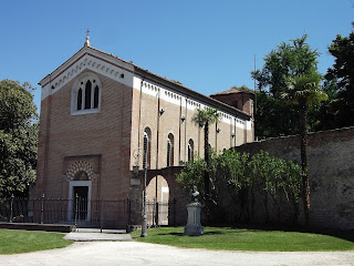 Photo of the Scrovegni Chapel
