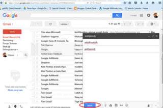 cara mudah megirim surat lamaran kerja via email