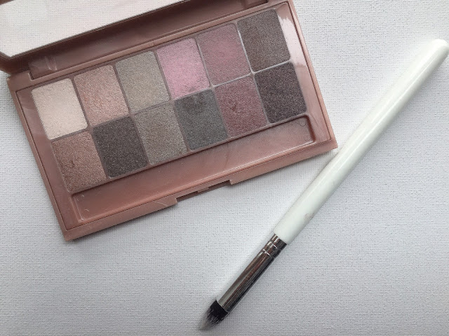 Maybelline Blushed Nudes Eyeshadow Palette