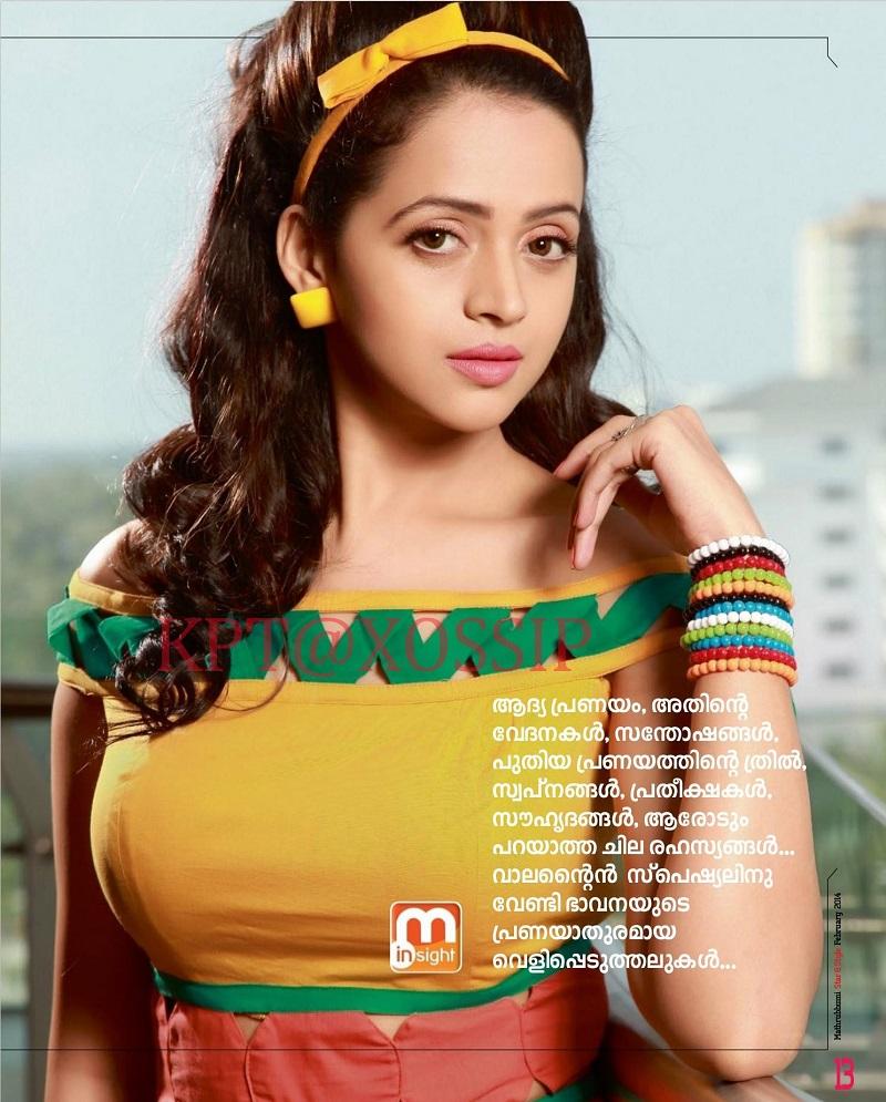 Bhavana Hot: Beautiful, Bold, Bikini And Hot Images Of