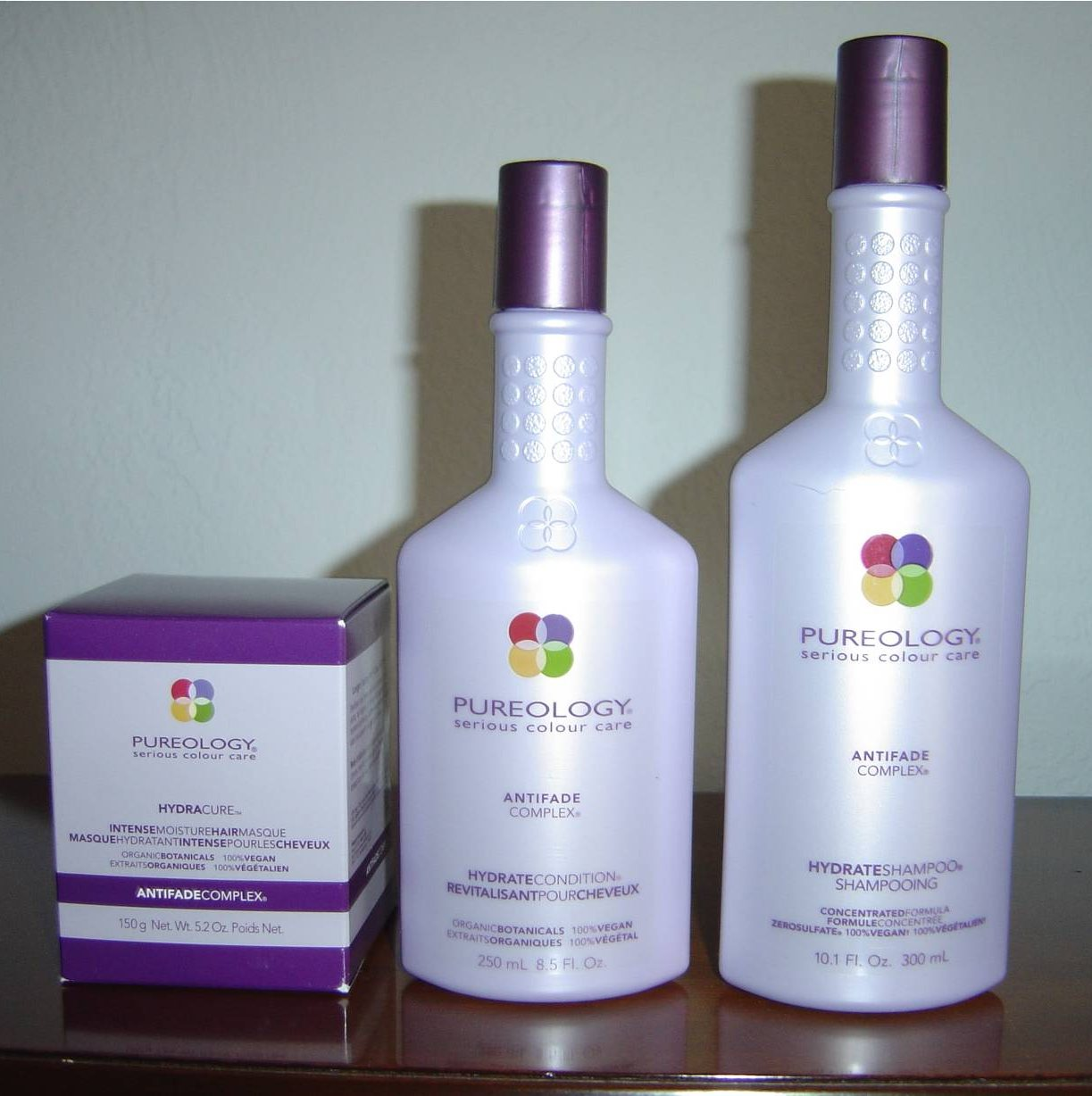 Pureology Hydrate Hair Products