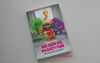 dr Ozimek pasożyty książka
