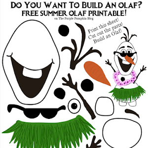 image relating to Olaf Printable Cut Out named Inside of Out Free of charge Printable Coloring E-book. Oh My Functions