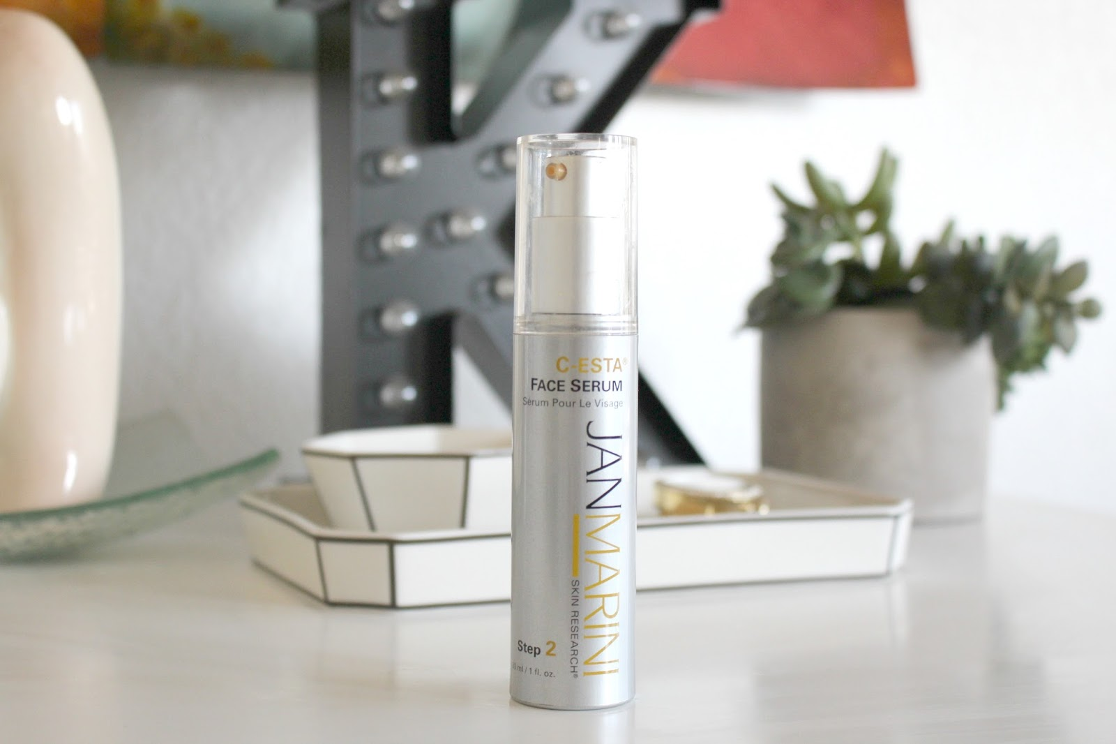 Jan Marini C-Esta Face Serum review