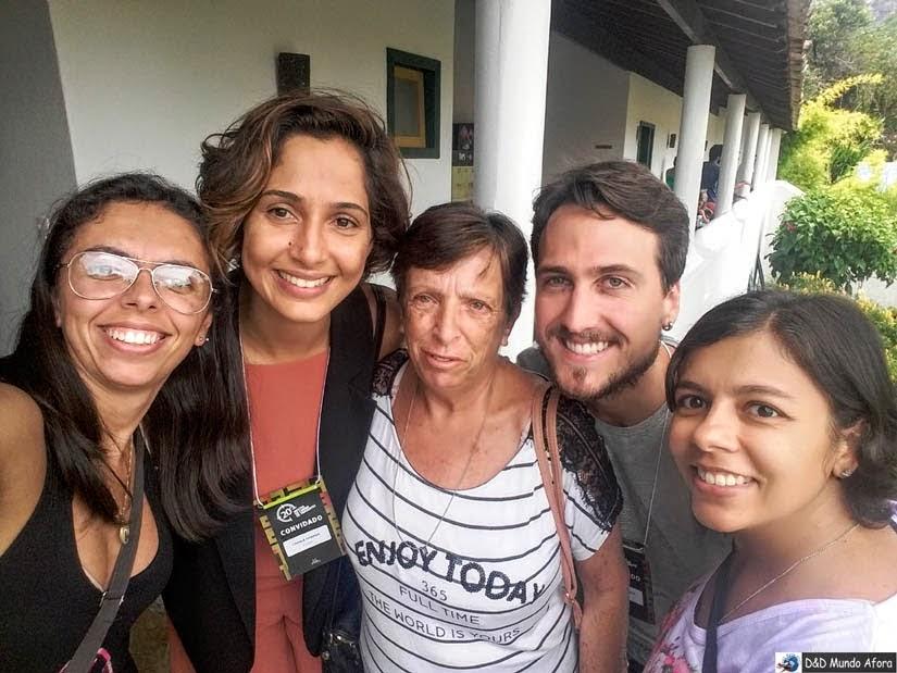 Diário de Bordo - Camila Pitanga na Mostra de Cinema de Tiradentes, Minas Gerais