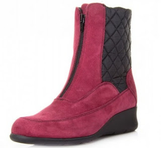 zipper boot-Handmade Women's Shoes Spain