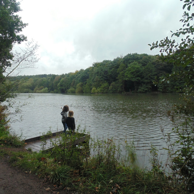 Autumn walk at Newmillerdam