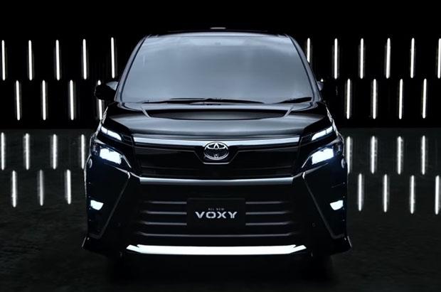 Kisaran Harga Toyota Voxy 2019