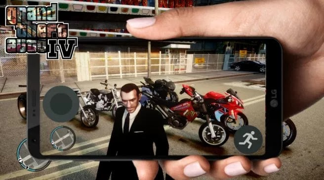 gta 4 mobile apk