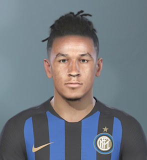 PES 2019 Faces Thomas Schirò by Sofyan Andri