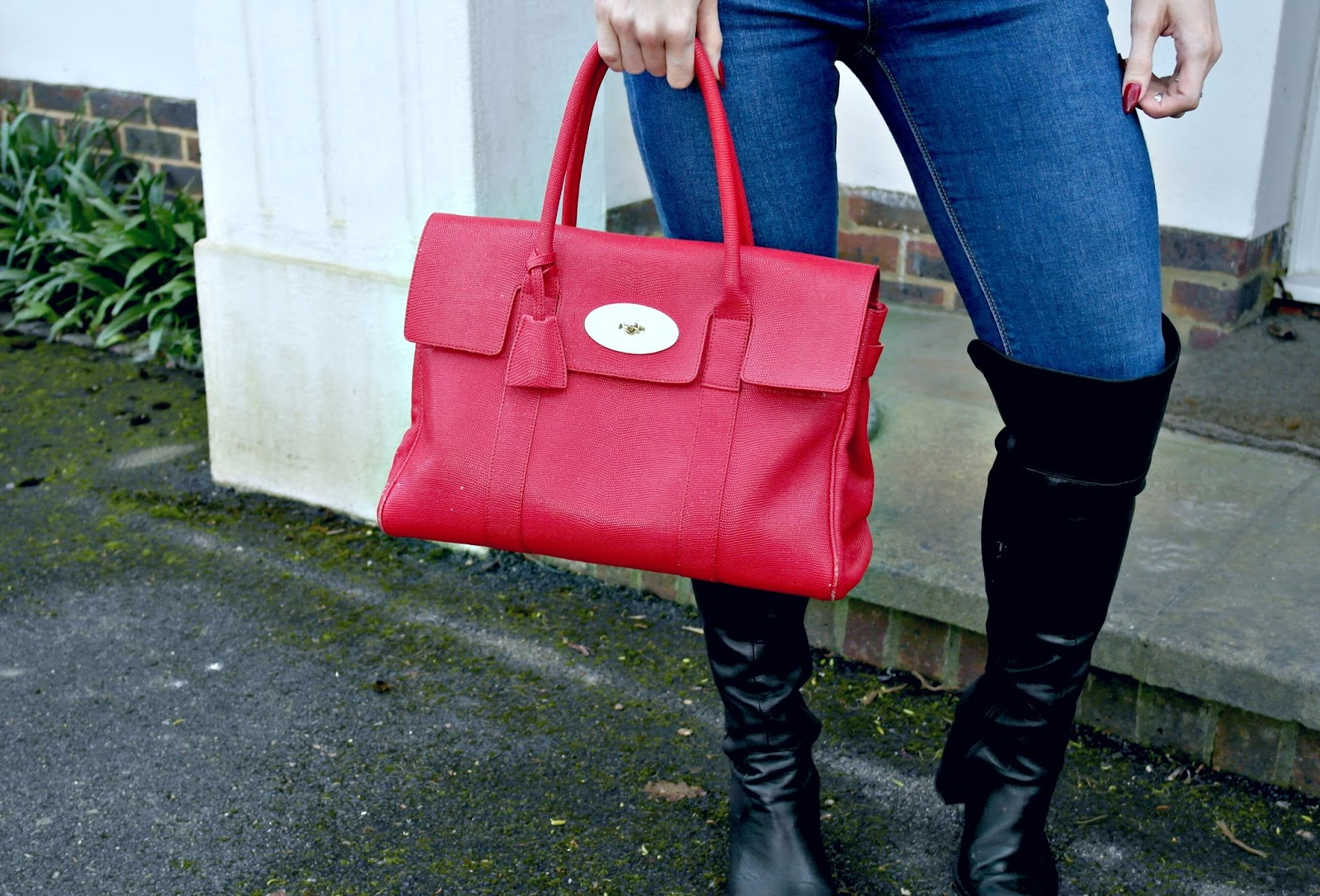Red, Mulberry, Bayswater,