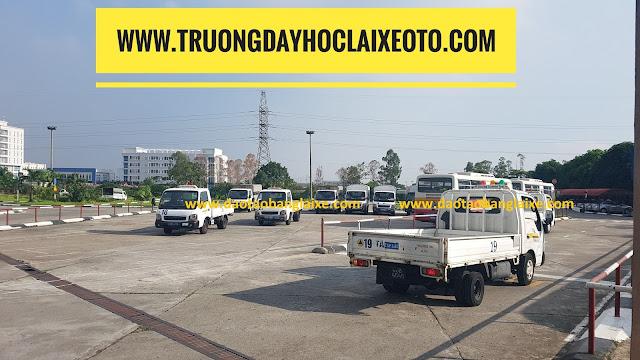 Khóa học lái xe ô tô số tự động B1, số sàn B2, xe tải C, quận Đống Đa, Hà Nội