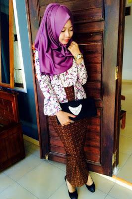 kebaya hijab 2013 model hijab kebaya 2015 hijab kebaya wisuda 2015 manis dan manis