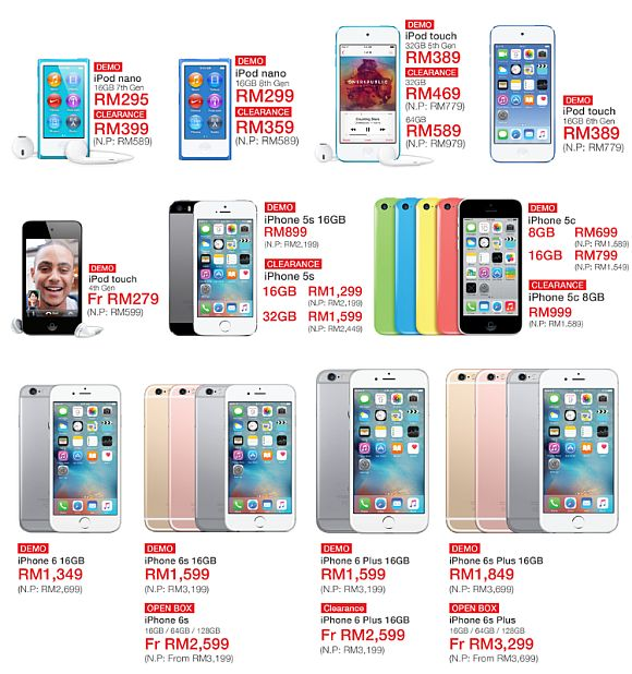 Machines Apple iPhone Warehouse Clearance Sales