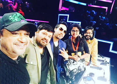 sa re ga ma pa 2016 judges host names talented together sa re ga