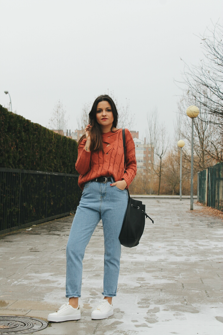 high waist jeans blog de moda little black coconut