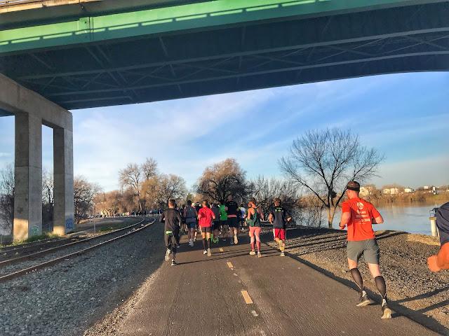 Shamrock'n Half marathon