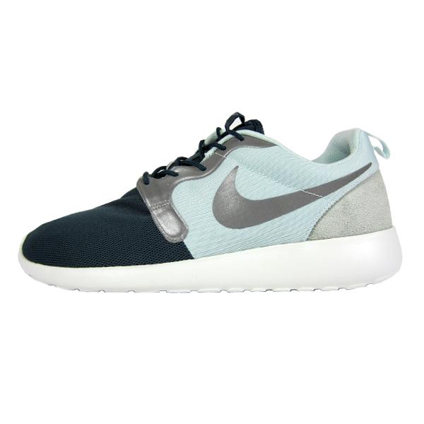huge discount e0daf 98a5e Nike Roshe Run Hyperfuse QS. Fiberglass, Squadron Blue, Summit White.  616325-341