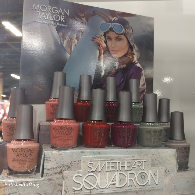 autumn nail polish collection