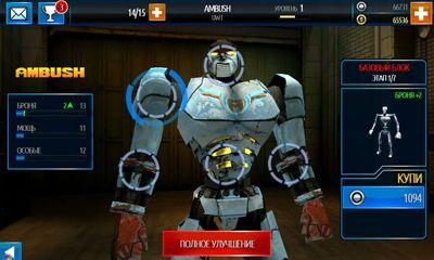 real steel world robot boxing free apk+data