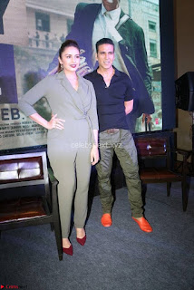 Huma Qureshi Stills At Jolly LLB 2 Press Meet 04.jpg