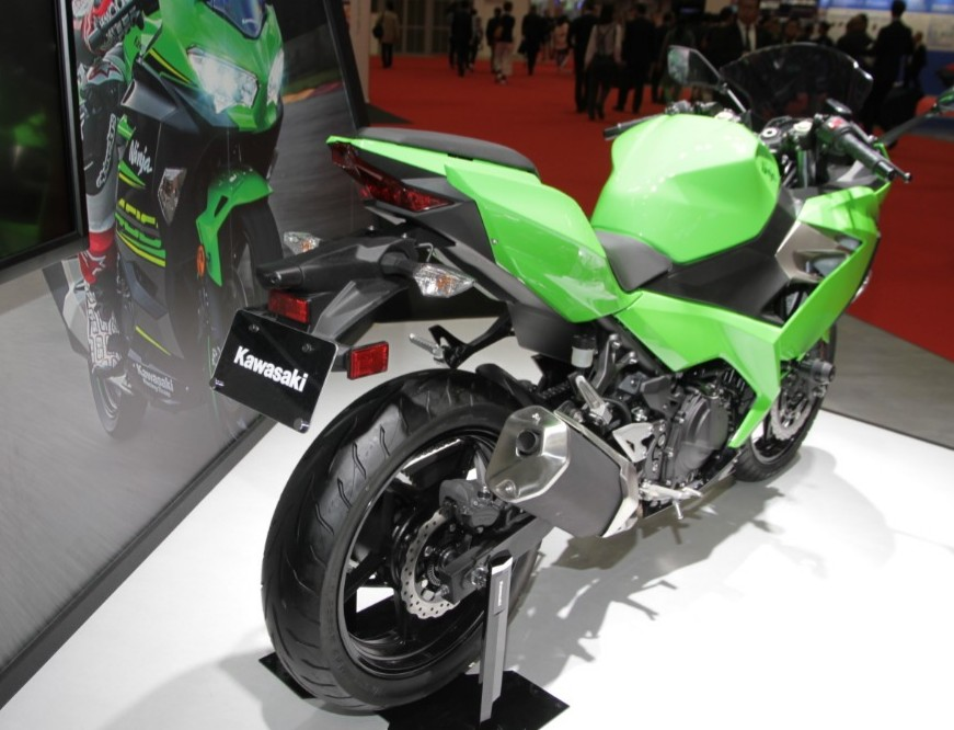 2018 Kawasaki Ninja 250 - Ms-Blog