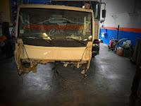 Lavorazione Renault Truck - Carrozzeria Emmeemme
