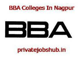 BBA Colleges In Nagpur