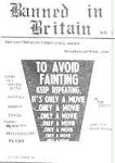 "Read my fanzine ""Banned in Britain"" #1 (1994) online!!"