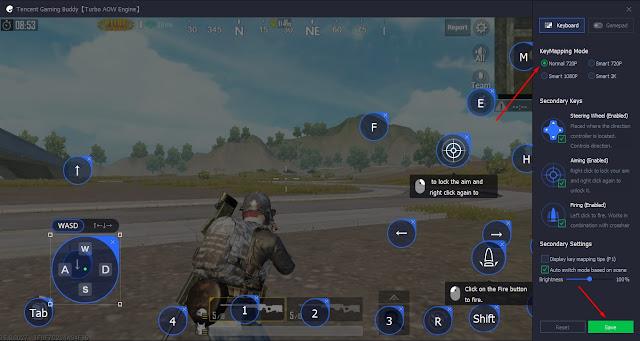 Cara Memainkan PUBG Mobile Dengan Tencent Emulator 13