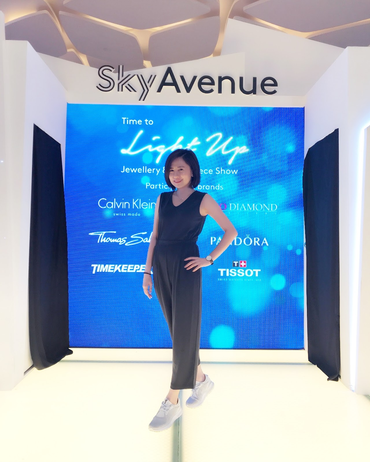 [Event] Time To Light Up - Glitz and Glamour Timepiece Fashion Show in Sky Avenue @ Resorts World Genting