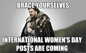 international womens day memes