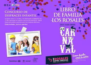 Carnaval 2016 con niños en A Coruña