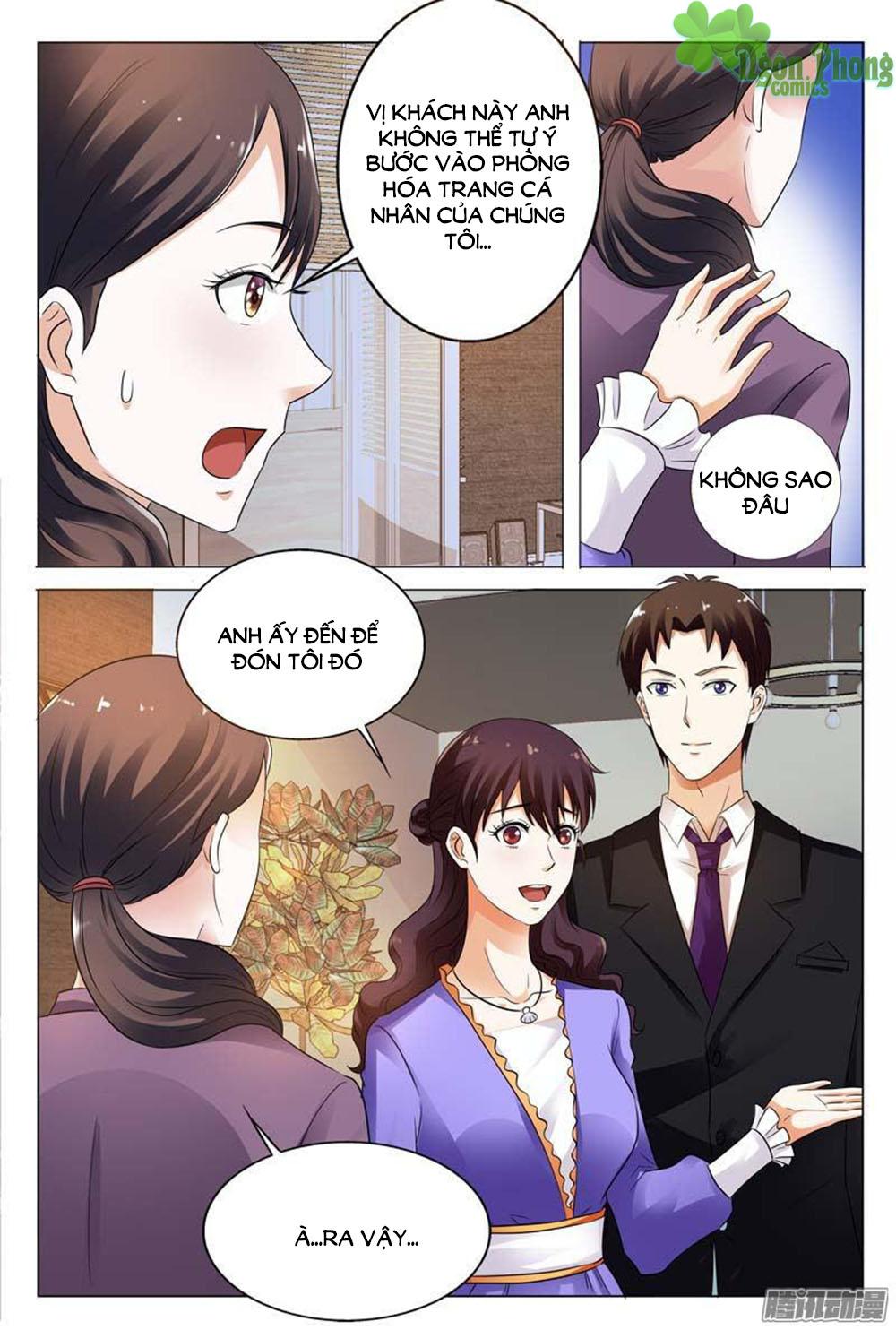 Hào Môn Tiểu Lão Bà Chap 103 - Trang 10