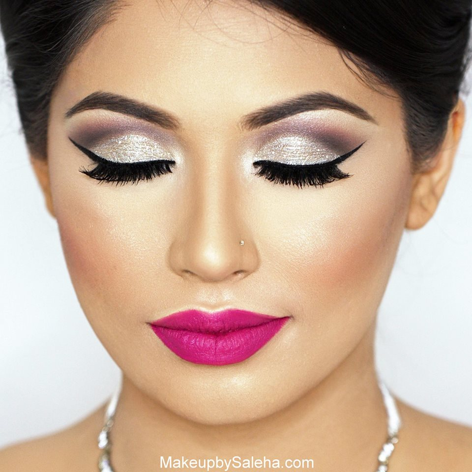 Latest Bridal Wedding Makeup Ideas Looks That Every Bride Should Try