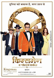 Kingsman The Golden Circle First Look Posters