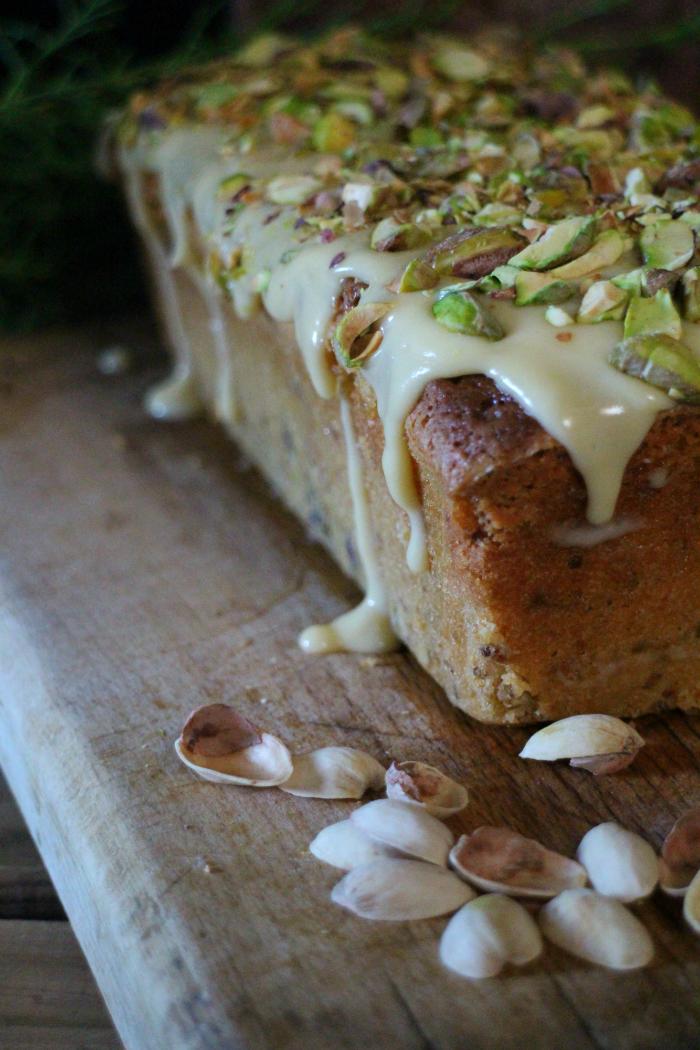 bizcocho-de-pistachos-y toffee, pistachio-toffee-cake
