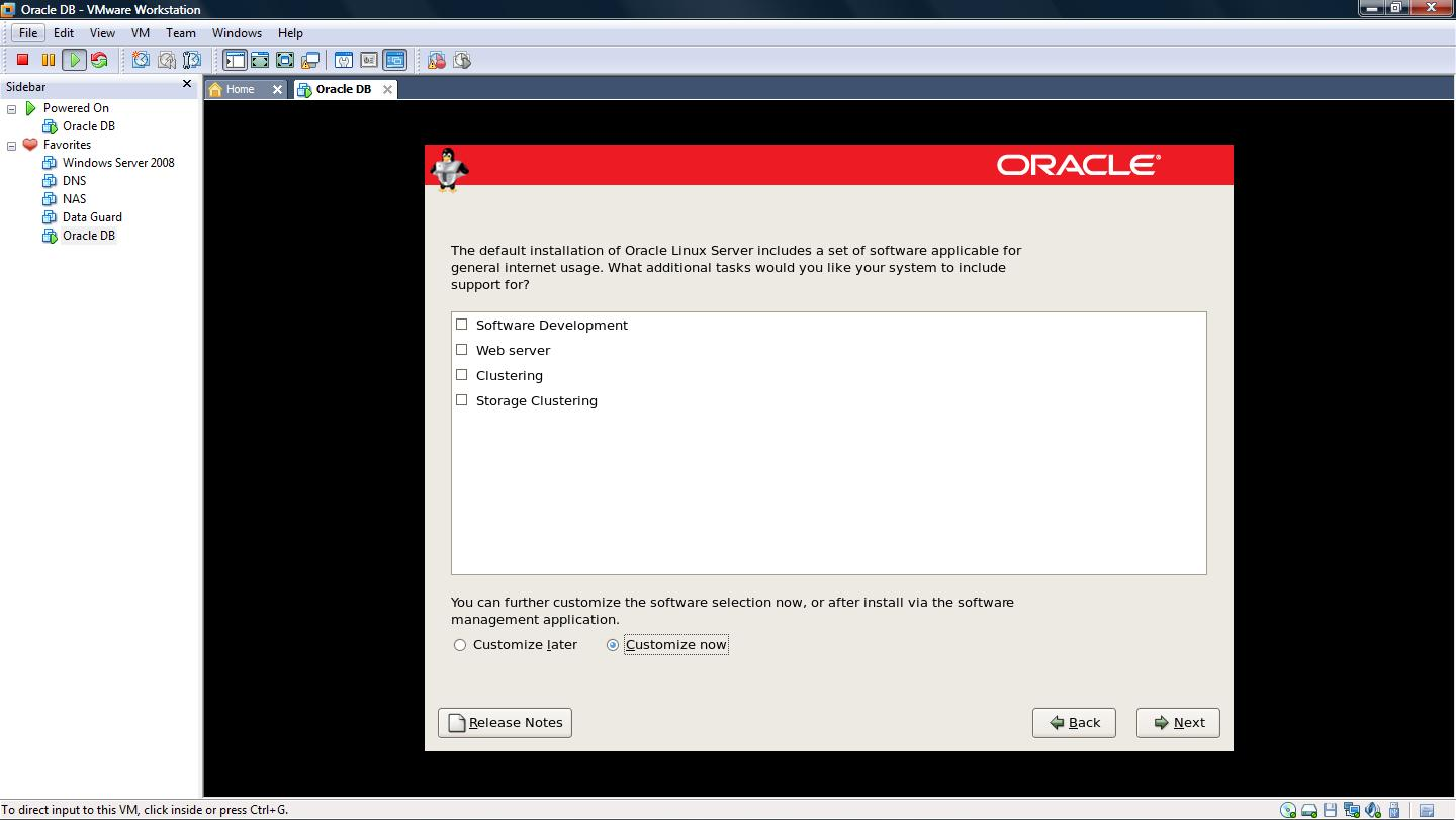 Oracle,C# ,SQL Blog: Step By Step: Installing Oracle 11g R2 on