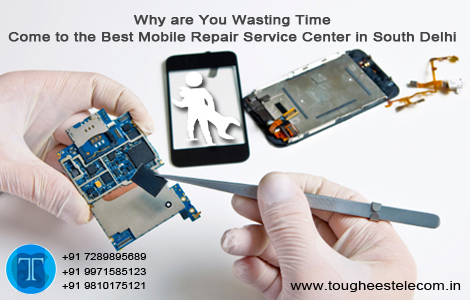 mobile repair service center in south Delhi