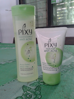Pixy Facial Foam Anti Acne