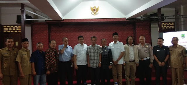 DPRD Sumel Dapil IV Gelar Reses Tahap II