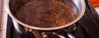 nấm linh chi đun nước